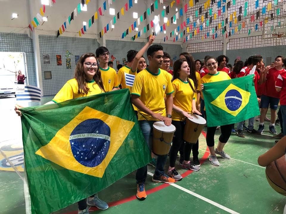 Jogos Internos – Athenas – 2018 – Ensino Fundamental II e Ensino Médio