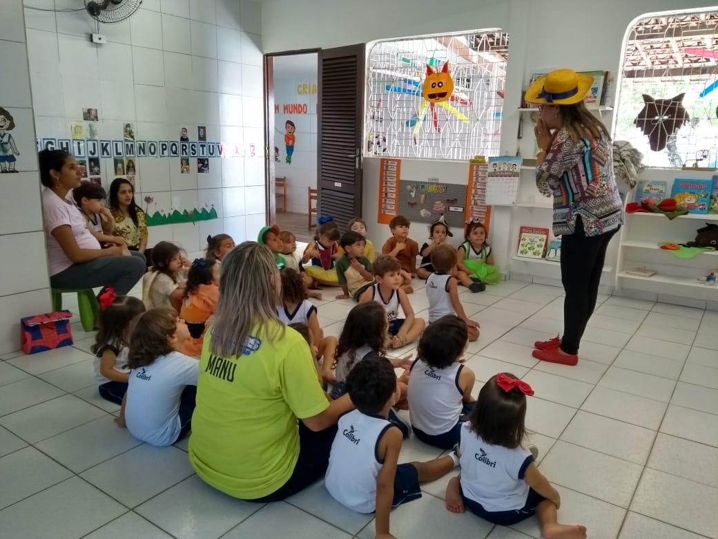 2º Estação: Criando e recriando histórias!