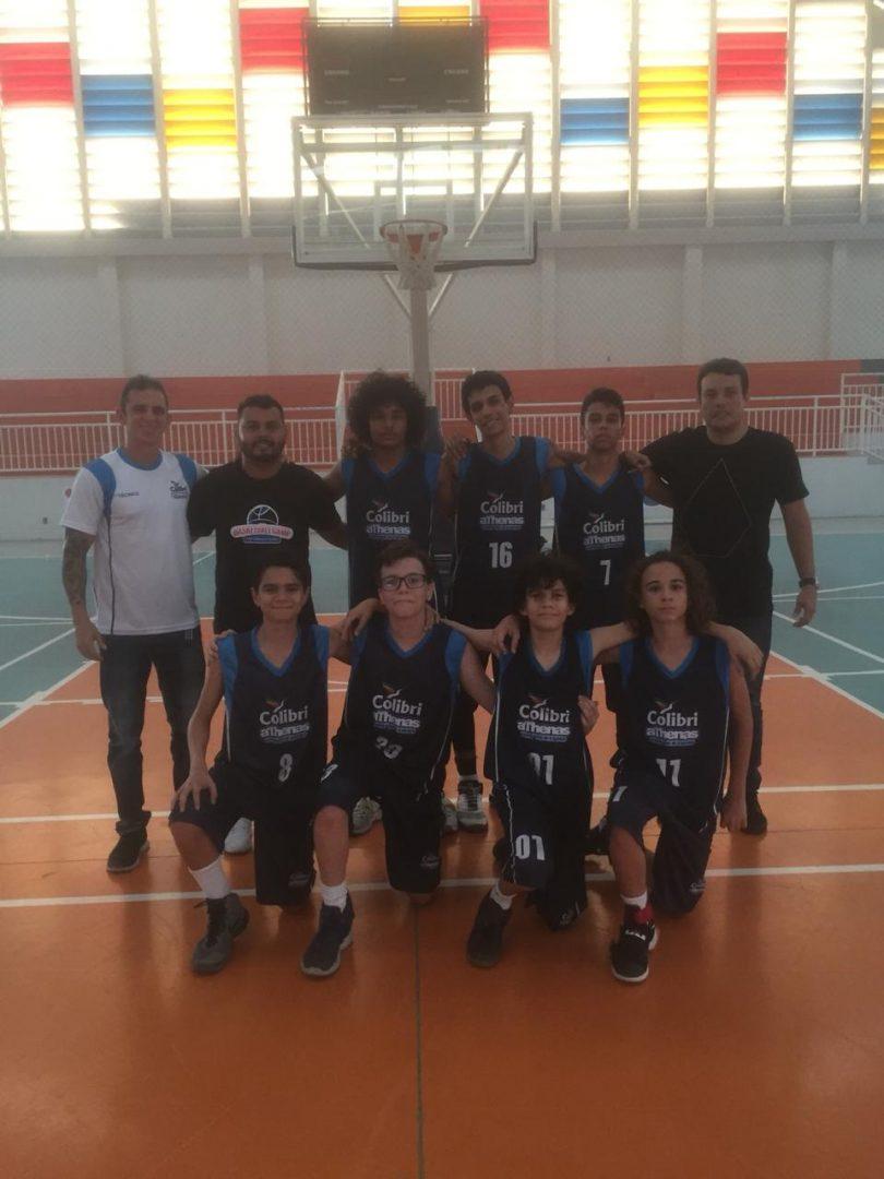 Campeonato Paraibano sub 15 realizado em Campina Grande