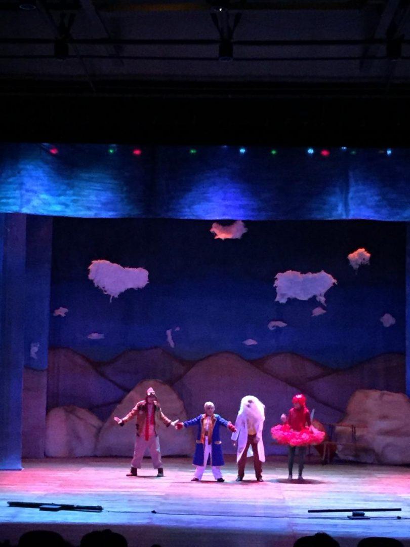 Teatro – O Pequeno Príncipe