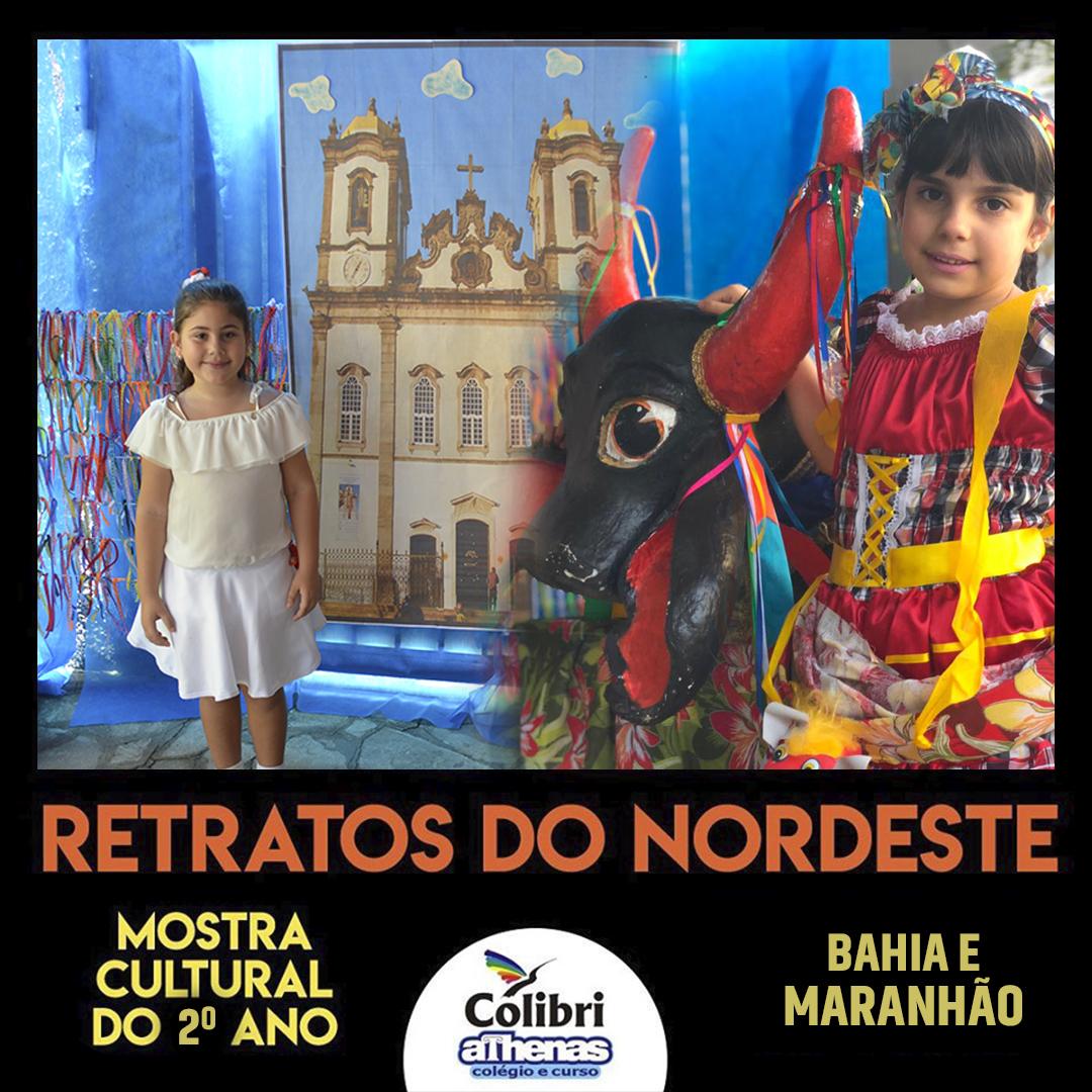 Mostra Cultural – Retratos do Nordeste