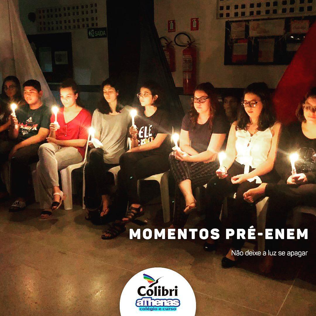 Momentos Pré-ENEM | Ritual de Passagem