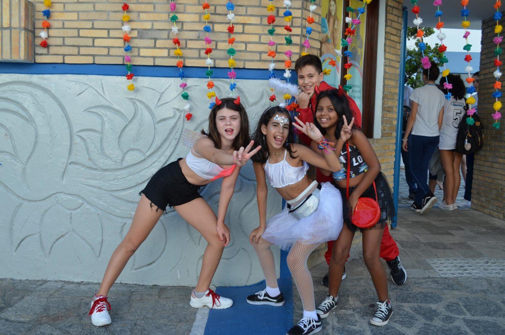 Carnaval Colibri!